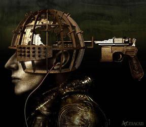 Head+Dead by Almacan