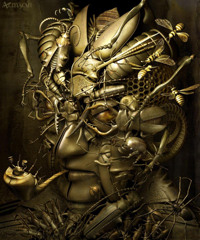 Metamorphosis by Almacan