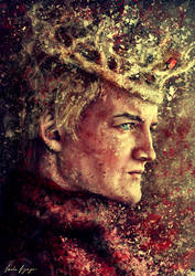 Joffrey Baratheon by VarshaVijayan