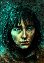 Bran Stark by VarshaVijayan