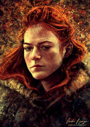 Ygritte by VarshaVijayan