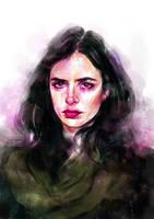 Purple by VarshaVijayan