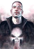 Punisher by VarshaVijayan