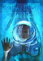 Stranger Things by VarshaVijayan