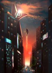 Stark by VarshaVijayan