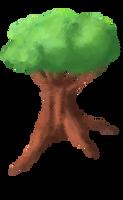 Hexels-Tree by Lopaki