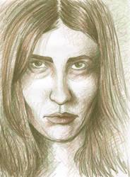 Self Portrait 5 by Jennifurret