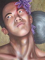 The Death of Hyacinth by Jennifurret