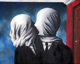 The Lovers by Jennifurret