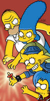 The Simpsons: ADYL Promo - Season 1, Episode 13 by The-Quill-Warrior