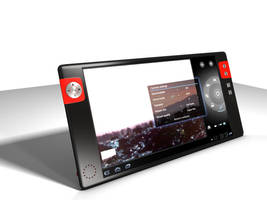 Android 3.0 tablet trial WIP 2 by MandesDesign