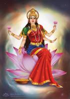 Lakshmi by ArdL