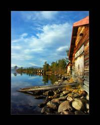 Norwegian autumn 3 by ThomasJergel