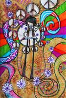 Farkin Hippy by Jella-bella