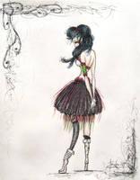 Grunge Dress by Jella-bella
