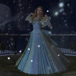 Winter Magic for ftsthefairy by merrygrannyde