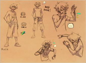 risu_sketches by Kurunya