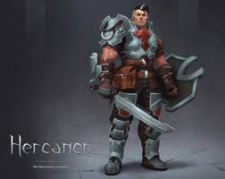 HercanorPrez by Kurunya