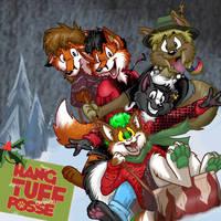 Furry Furry Christmas by TDotBabs