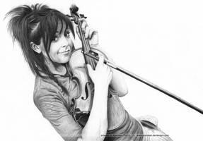 Lindsey Stirling by Szaroket