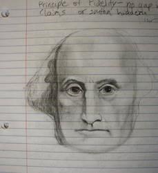 Washington Mill Portrait by GreenEyezz