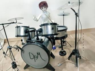 Drum kit by Nizzumi
