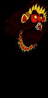 Rakshasa Head by niconosave