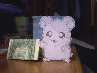 Paper Child: Hamtaro by Momogirl