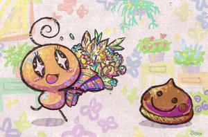 Memetchis Flower Shop by Momogirl