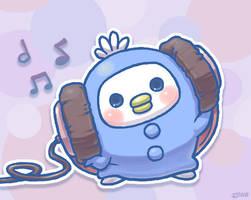 TJ is a Music Star by Momogirl