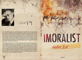 immoralist cover by MarinaVeselinovic
