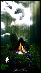 Forest Fairy by eldamar