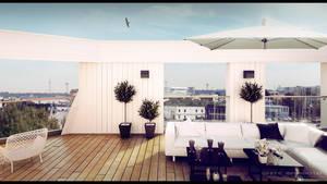 Skanska Apartments 07 by gravier25
