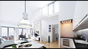 Skanska Apartment 06 by gravier25