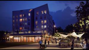 Skanska Apartment 04 by gravier25