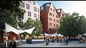 Skanska Apartment 02 by gravier25