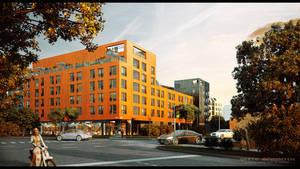 Skanska Apartment 01 by gravier25