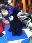 My Nyx Plush by TaionaFan369