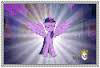 Alicorn Twilight Stamp 1 by TaionaFan369