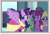 Alicorn Twilight Stamp 2 by TaionaFan369