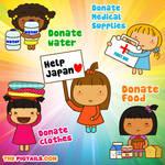 Help Japan by jazgirl