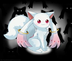 - Kyubey - by Blushily