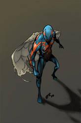 spiderman by deeterhi