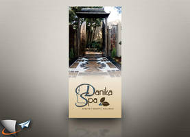 Brochure for Danika Spa by Infoworks