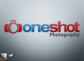 One Shot Photography logo by Infoworks