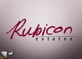 Rubicon estates logo by Infoworks