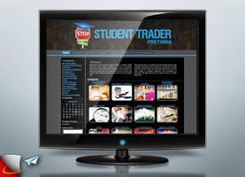 Student Trader website by Infoworks