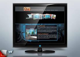 Conradie Greyvensteyn website by Infoworks