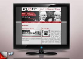 Klopp website by Infoworks
