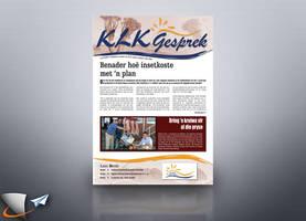 KLK Gesprek newsletter by Infoworks